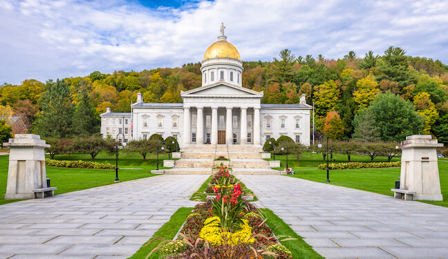 Vermont House Legalizes Cannabis